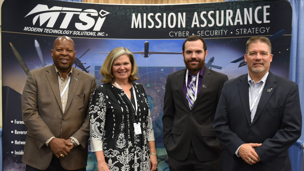 MTSI Attends the National Initiative for Cybersecurity