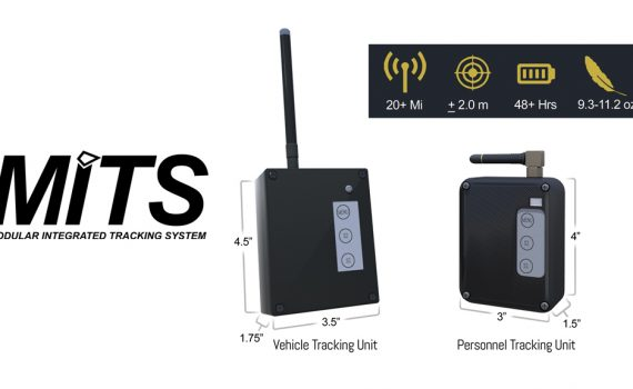 MITS is a scalable, reliable, low cost, tracking system that creates a mesh network to provide accurate location tracking with minimal pre-existing infrastructure.