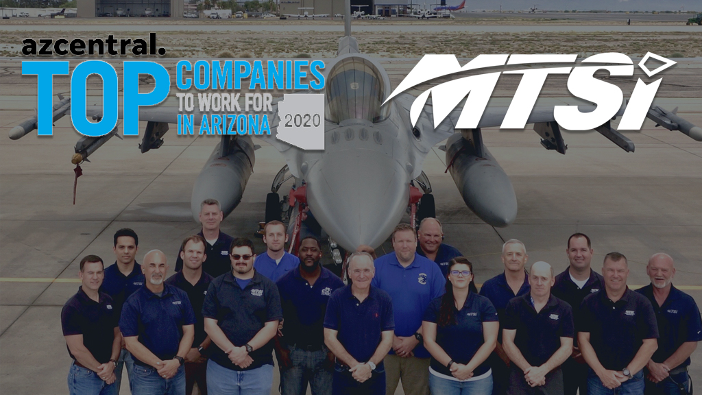 MTSI - AZ Central 2020 Top Companies to Work For in Arizona