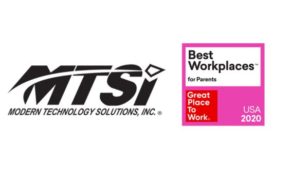 MTSI Best Workplaces for Parents 2020