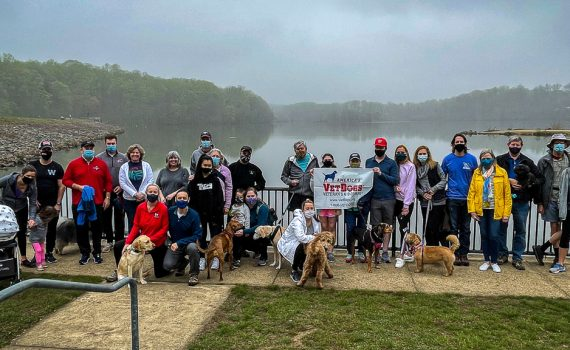MTSI supports Americas VetDogs 2021